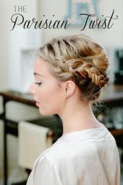 diy bridesmaid hairstyles quick