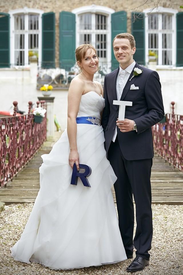 Hochzeit In BlauWei  Und Mit NIVEA  Weddbook