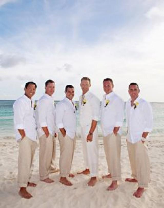 Summer Wedding  Beach Themed Wedding Ideas 2192978