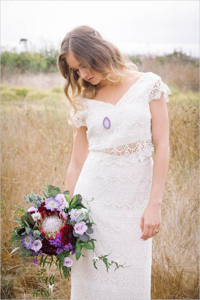 Natural Crystal Wedding  Weddbook