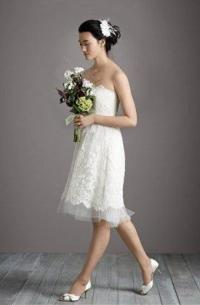 Dress - City Hall Wedding Dresses #2204900 - Weddbook