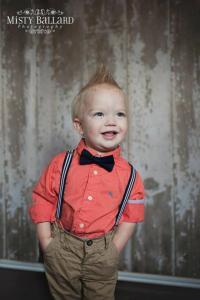 Navy Bow Tie Suspenders Set..Boys Bowtie..Baby Boy ...