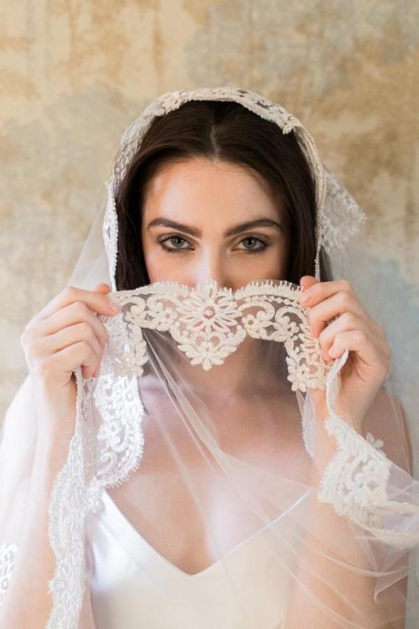 30 Garland Veil Bridal Hairstyles Hairstyles Ideas Walk The Falls