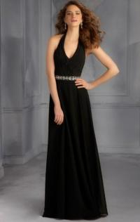 Black Young Bridesmaid Dress #2306346 - Weddbook