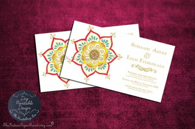 Cheap Wedding Invitations Indian Uk