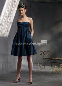 Silk Taffeta Bridesmaid Dresses, BridesmaidDesigners
