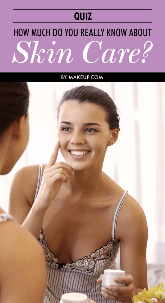 Quiz How Much Do You Really Know About Skin Care?  Weddbook