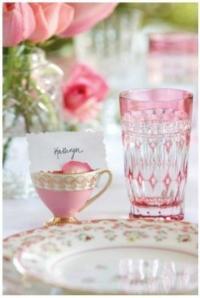 Bridal Shower Ideas : An Elegant High Tea - #2368631 ...