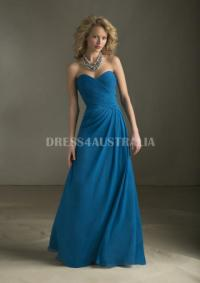 Ocean Blue Bridesmaid Dresses | www.imgkid.com - The Image ...