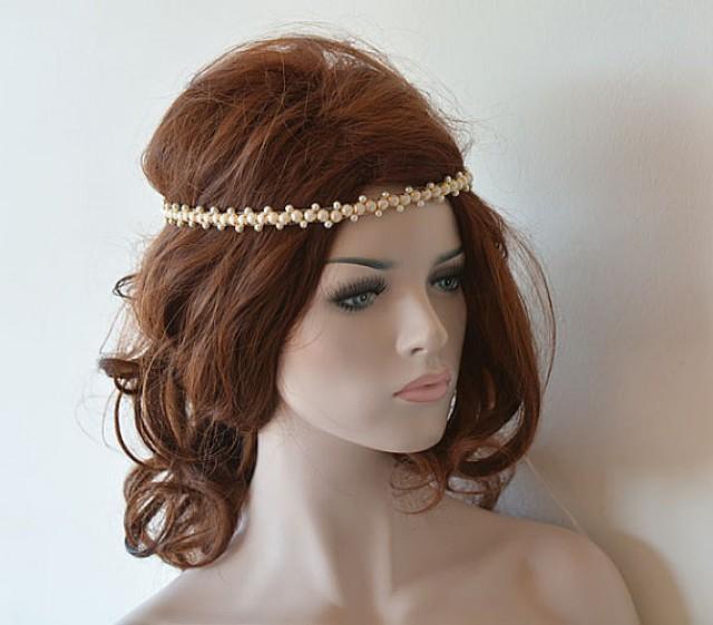 Wedding Hair Accessory, Bridal Headband, Bridal Hair