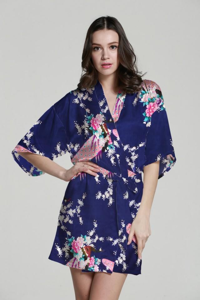 Baby Kimono Robe Kimono Maxi Dress Silk Kimono Dressing