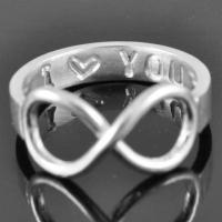 Infinity Ring, Promise Ring, Personalized Ring, Best ...