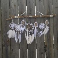 Wedding Dreamcatcher - White Dreamcatcher - Giant ...