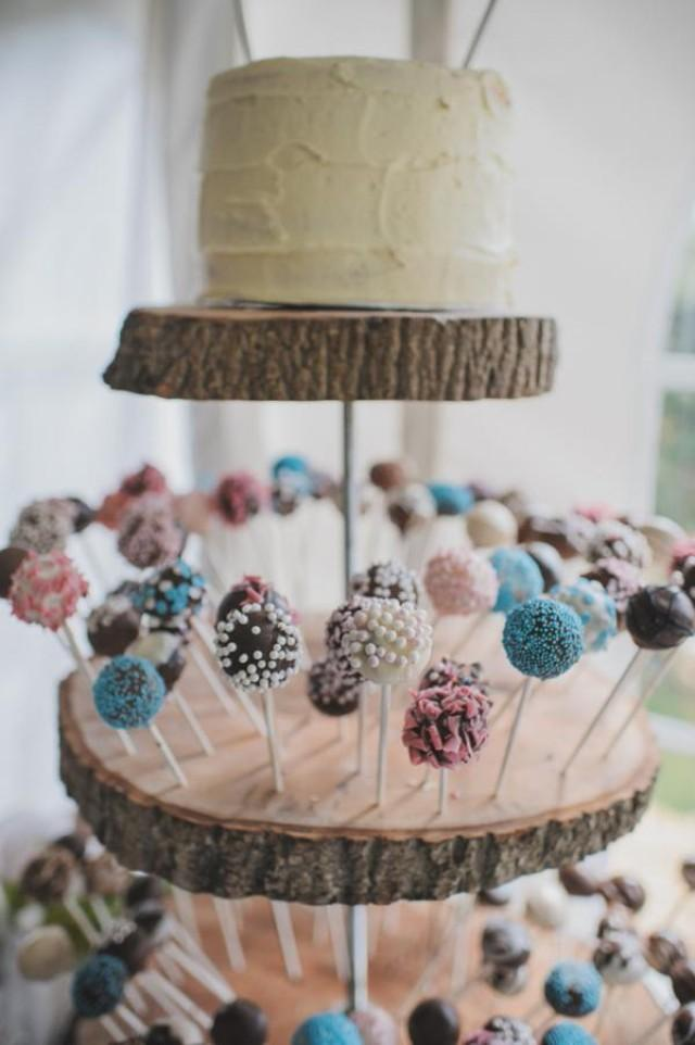 Wedding Day Cake Pops  Weddbook