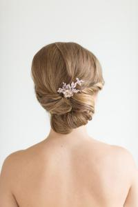 Wedding Hair Pins, Bridal Hair Pins, Flower Wedding Hair