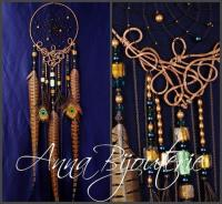 Dreamcatcher IZIDA Copper Gift Idea Dream Catcher Dream