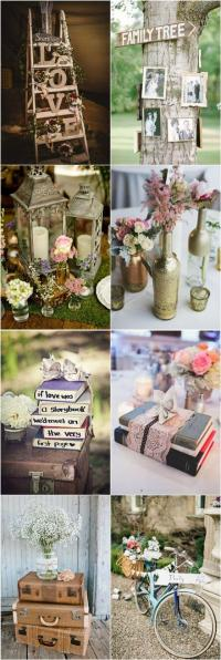 30 Stunning Vintage Wedding Ideas For Spring/Summer ...