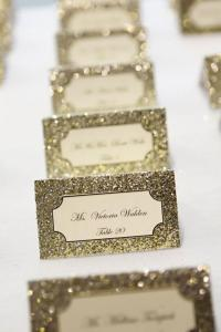 Glitter Wedding Invitation Exquisite Cards With ...