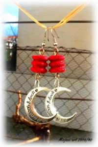 To The Moon And Back, Valentines Gift For Her, Statement ...