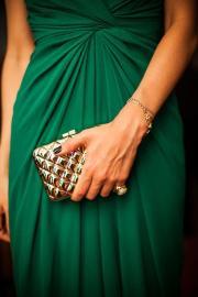 green wedding - emerald weddings