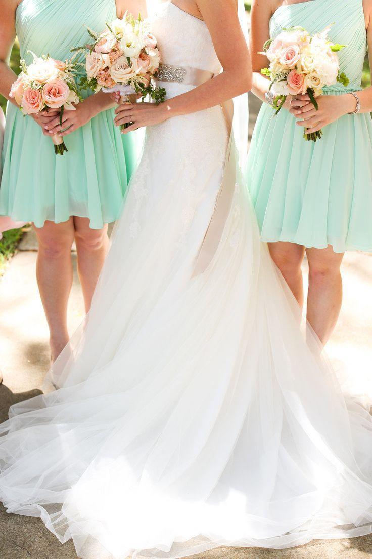 Mint Wedding  Mint Green Weddings 2022858  Weddbook