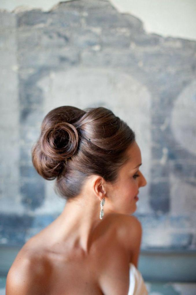 updo hair model - classic & modern updo #2029407 - weddbook
