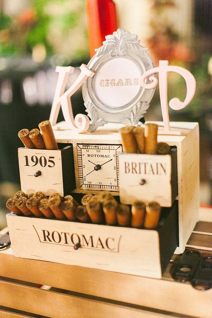 20s Wedding Cigar Bar 2040274 Weddbook