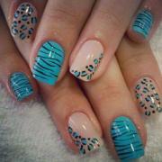 wedding nail design - 20 amazing