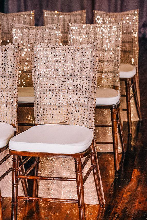 metal chair covers wedding dorm chairs bed bath and beyond sequin chivari 2048094 weddbook