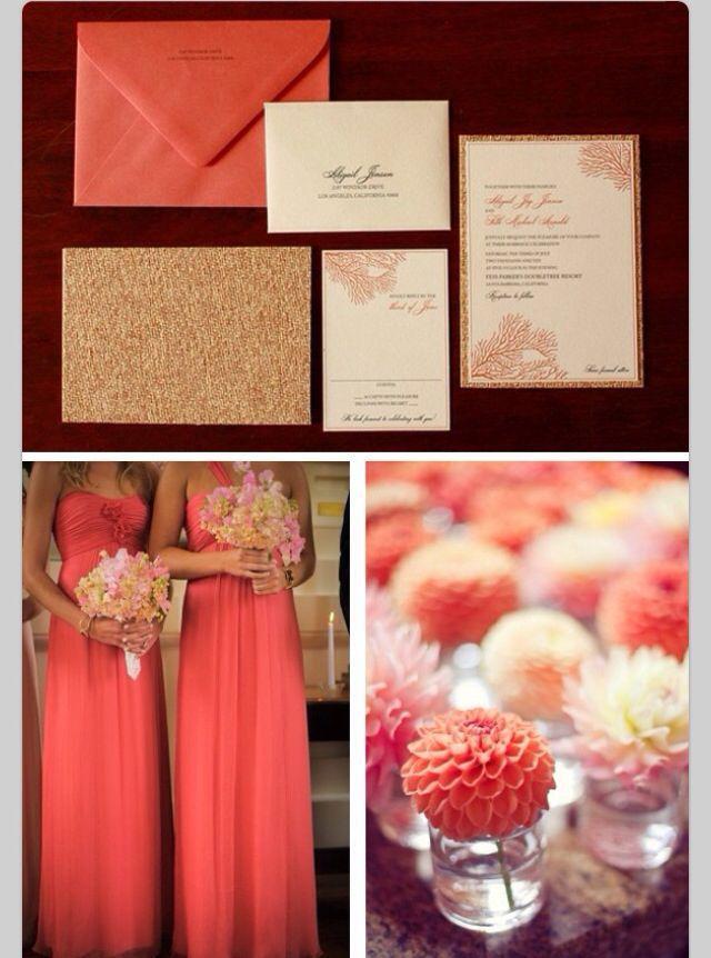 Coral Hochzeit  Coral Hochzeit 2049239  Weddbook