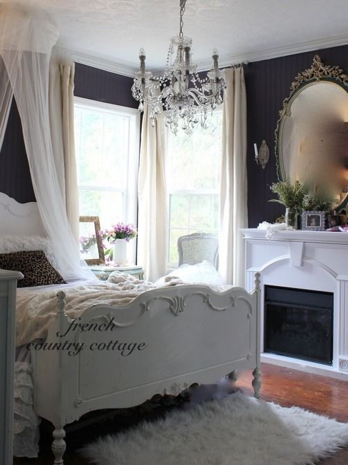 country wedding - french country bedroom perfection! #2049379