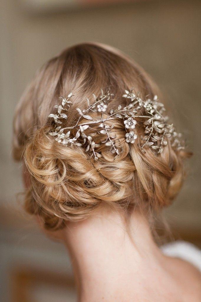Wedding Hairstyles Vintage Inspired Hair 2055288 Weddbook