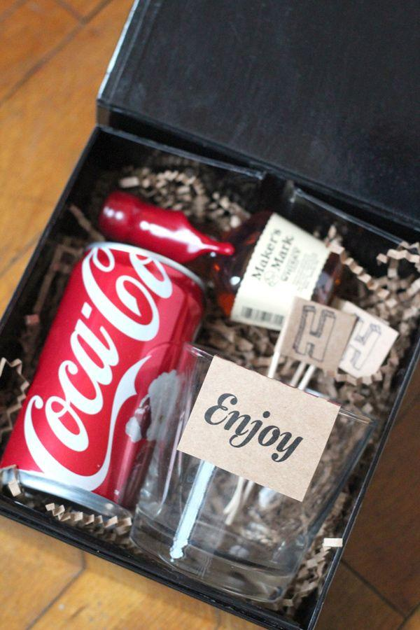 groom gift box ideas