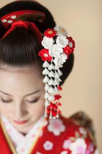 japanese hairstyles with hair pins japanese hairstyles ...