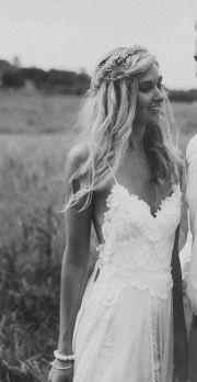 stunning boho wedding
