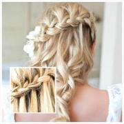 wedding hairstyles - prom