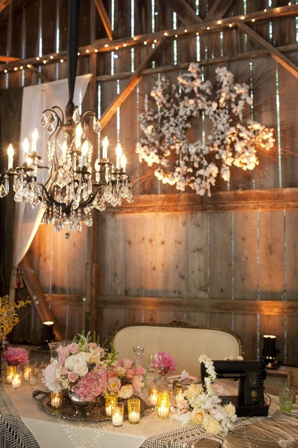 Autumn Wedding Ceremony Decorations
