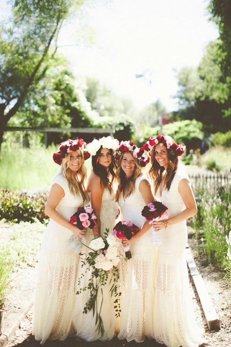 Bohemian Wedding  BoHo Chic Wedding 2085568  Weddbook