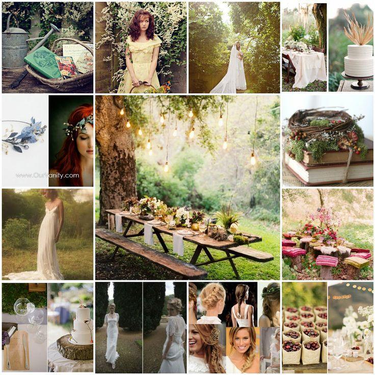 Garden Wedding Enchanted Secret Garden Wedding #2085715