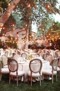 Romantic Wedding - Romantic Vintage Table Settings ...