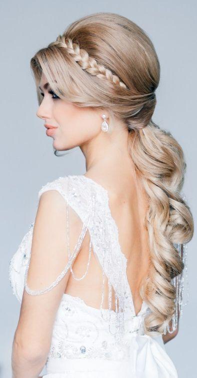 Haar Frisuren Für Die Braut #2091557 Weddbook