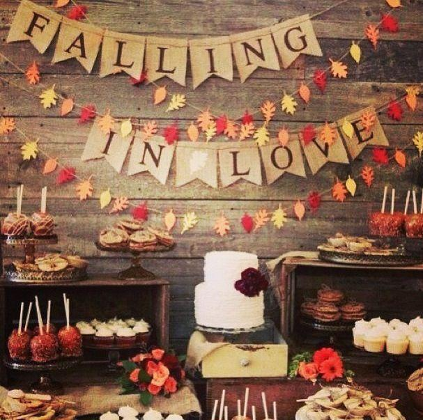 Fall Wedding  FALL RUSTIC Wedding Ideas 2121950  Weddbook