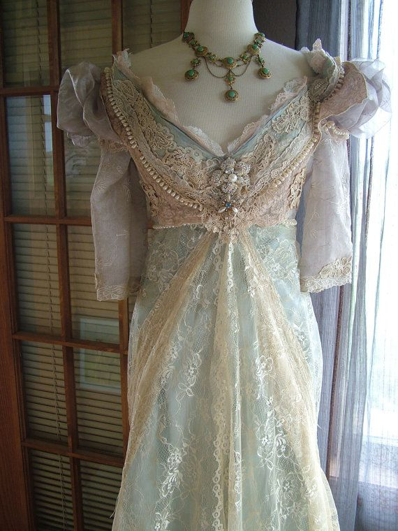 "Original Handmade Vintage Inspired Cinderella ""ever After"
