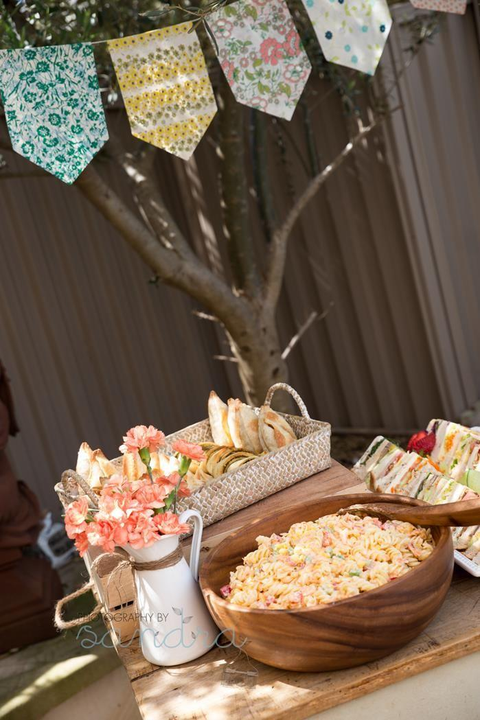 Garten Baby Shower Party Planning Ideen Supplies Idee
