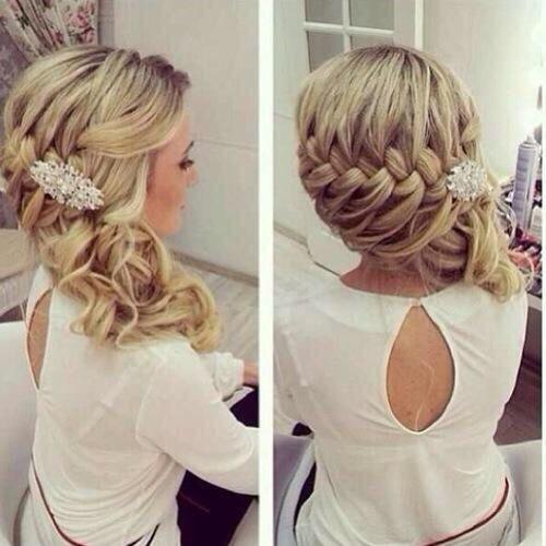 Haar Weddings! Wunderschöne Frisuren #2137760 Weddbook
