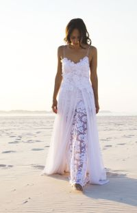 Dress - Weddings-BEACH-Gowns #2158434 - Weddbook
