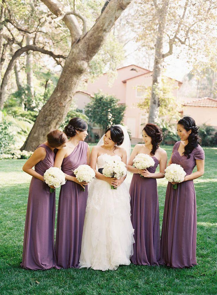 15 Beautiful Bridesmaids Dresses For Fall #2175243