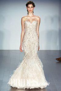 Lazaro Wedding Dresses Fall 2015 Bridal Runway Shows ...
