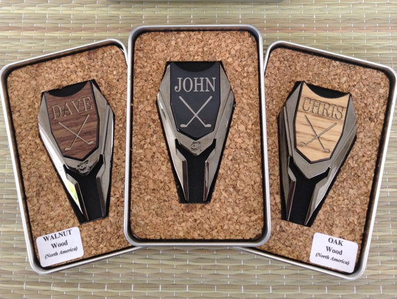 personalized groomsmen gifts wood