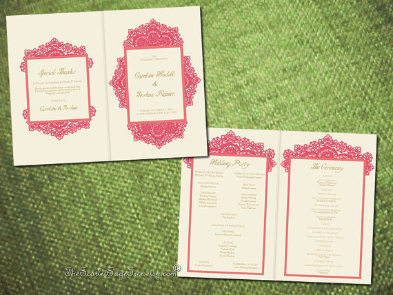 Wedding Invitations French Country